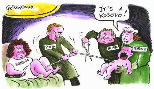 Kosovo: milícia albanesa Apoiada pela OTAN vendeu órgãos de prisioneiros sérvios
