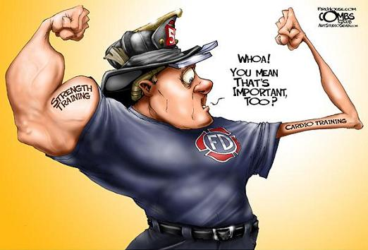 crossfit- bomberos