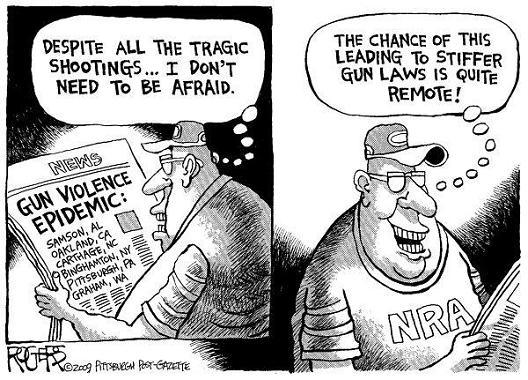 Tragic Shootings
